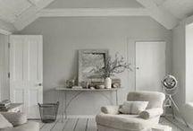 WHITE HOME / ROOM