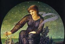 Pre-Raphaelites / by Tina Hogg