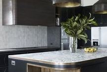 Kitchen & Dining / A Place to Heat Up and Entertain / by Benjamin Vandiver Interiors + Lifestyle