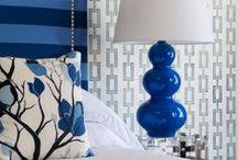 BLUE HOME ROOM