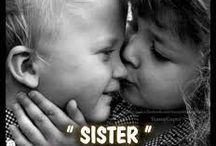 ❤sisters❤ / i love my sister ^_^