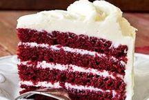 CAKES!!  yumm!!