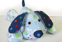 Sewing for Big & Little kids / toys, dolls and items to sew as gifts