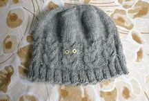 Knit for head & neck
