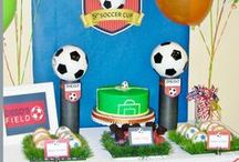 Soccer Party / by The Unique Day