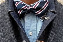 Men's Fashion / Pins and re-pins of the latest men's style.