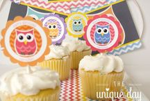 Owls Party / by The Unique Day