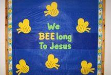 Easy Bible Crafts For Preschoolers