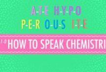 Chemistry tutorials