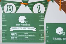 Football Party - Super Bowl Party