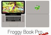 my froggy stuff doll printables