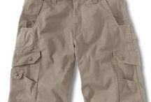 MEN'S CARHARTT SHORTS / Men's Shorts by CARHARTT