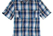 Men's CARHARTT SHIRTS / great CARHARTT Men's t-shirts & button shirts