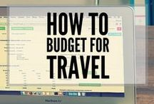 Budgeting For Travel / Need help starting a travel fund or budgeting for your next adventure? Follow this board!
