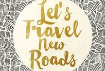 Travel Quotes / Quotes to Inspire Travel