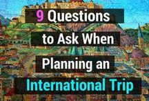 Travel Planning / Planning is the first step to your next adventure. Here are some pins to help!