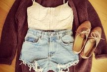 Outfits / by Christina Smith