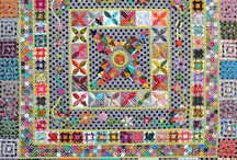 Quilty Stuff / by Pat Barton