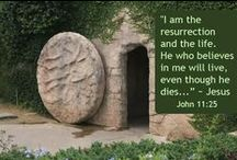 He is Alive! {Easter} / by Megan Snell