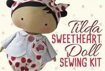 Children's Sewing / Sewing for children and little ones. Find easy and super cute projects for sewing for babies, toddlers and the younger crowd.