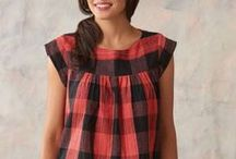 Garment Sewing / Find free sewing patterns for garments. Plus, inspiration from around the web for sewing your own wardrobe.