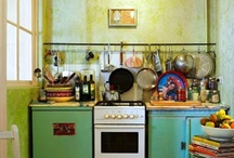 Kitchens / by Heather Smith