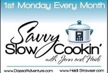 Recipes-Crockpot / Crockpot goodness!