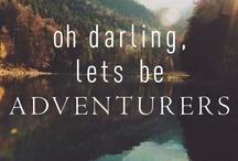 Adventures that await me :-) / by Jaime Lynne