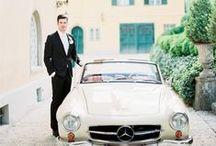 Wedding: Groom Portrait