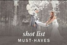 Shot List Must-Haves