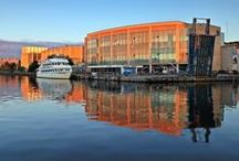 Our Place / With two arenas, multiple ballrooms and meeting rooms, an auditorium, two exhibit halls, and a ship (yes, a ship), the DECC can accommodate events of all types.