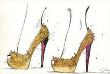 fashion illustrated