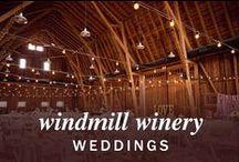 Windmill Winery Weddings