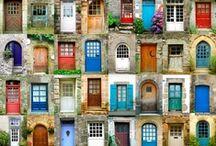 Doorways / by Heather Smith