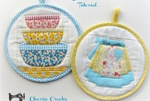 Potholder Swap Ideas!  / by Sew News