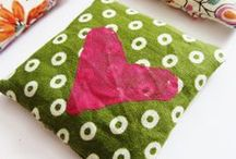 Holiday - Valentine's Day Projects To Sew