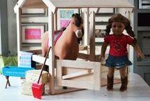 American Girl Doll ideas  / by Amanda May