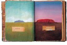 SCKETCHBOOKS, SCRAP Y CUADERNOS DE ARTISTA