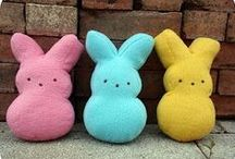 Holiday - Easter & Spring Sewing Projects / Find projects for Easter and spring to sew and give.