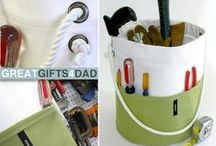 Gifts To Sew Dad's Day / Give the dad in your life a homemade gift.