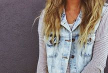 School outfits / Casual outfits to wear to school