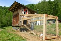 Chicken Coops / by Heather Smith