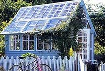 Greenhouses & Sheds / by Heather Smith