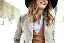 Autumn/Winter Style / coats, boots, and scarfs