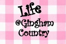Life @Gingham Country / Blogging and sharing about my life as an Ebay Seller, Blogger, Crafter and a person with Stage 4 COPD.
