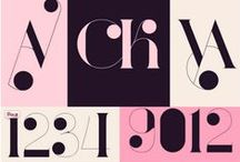 Arty Typography / All things typography