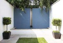 Home Garden Style / Small garden design ideas