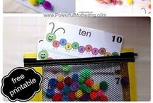 Toddler Busy Bags / Great ideas and inspirations for toddler and preschooler busy bags! / by ABC Creative Learning