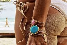 Beach with style / Beach, fashion, beautiful places