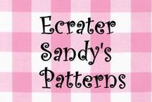 Ecrater- Sewing Patterns / Vintage Sewing Patterns from the 1990's - Brand new - Uncut - Be ready when that certain style returns....as it always does!